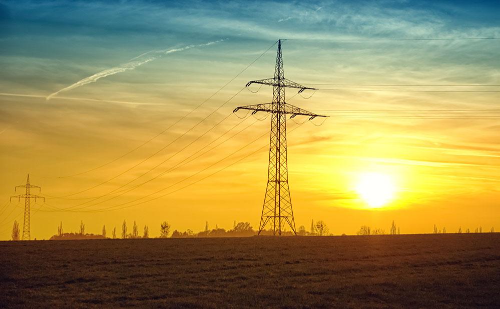 przyłączenie prądu na działce